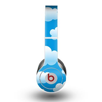 The Cartoon Cloudy Sky Skin for the Beats by Dre Original Solo-Solo HD Headphones