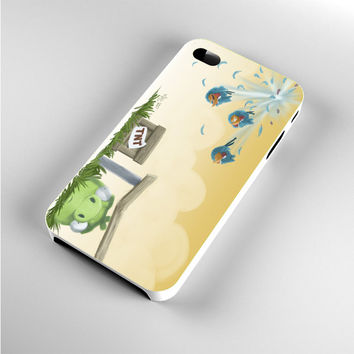 Angry Birds 3 Landscape iPhone 4s Case