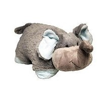 Pillow Pets 11 inch Pee Wees - Nutty Elephant