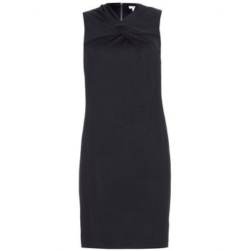 helmut lang - stretch-twill dress