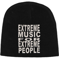 Morbid Angel Men's Logo Beanie Black