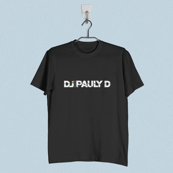 Men T-Shirt - DJ Pauly D Logo