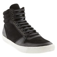 Banana Republic Mens George High Top Sneaker