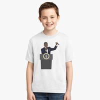Obama Out Youth T-shirt