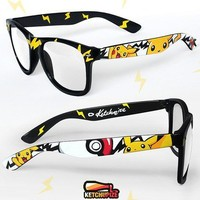 Pikachu Pokemon glasses