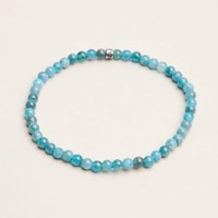 Apatite Mini Energy Gemstone Bracelet
