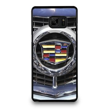 CADILLAC Samsung Galaxy Note 7 Case Cover