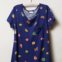 Watercolor Chatty Tee