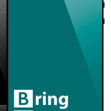 HOT - Bring Back Clarkson iPhone 4/4S 5/5S back sticker