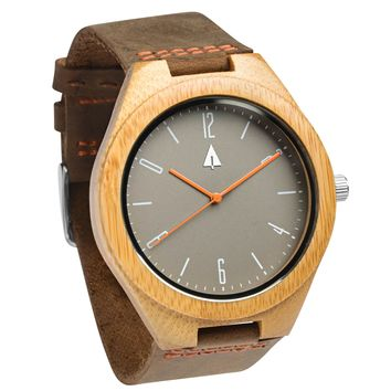 Wooden Watch // Mina Grey