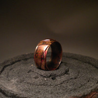 Copper Ring  Panama by IsidroOlguinJr on Etsy