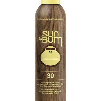 Sun Bum Sunscreen Spray SPF 30, 6-oz. & Reviews - Shop All Brands - Beauty - Macy's