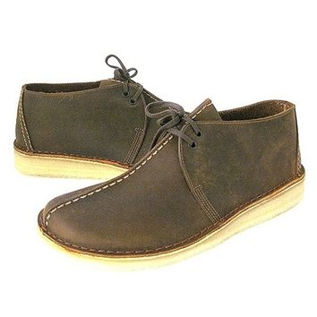 Clarks Originals Clarks Desert Trek - Beeswax Leather