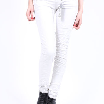 G-Star Raw Vin Bronson Slim Cargo Lt. White Coated Stretch Twill (Cool Grey)