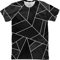 Black Stone Men's T-Shirts by Elisabeth Fredriksson | Nuvango