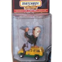 Friday the 13th: Jason Voorhees - Matchbox Collectibles Character Car Collection - Monster Series