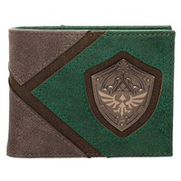 The Legend of Zelda Shield Bi-Fold Wallet