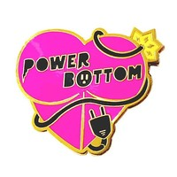 Power Bottom Pin