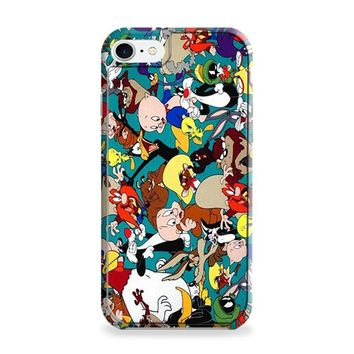 BUGS BUNNY LOONEY TUNES ALL CHARACTERS iPhone 6 Plus | iPhone 6S Plus Case