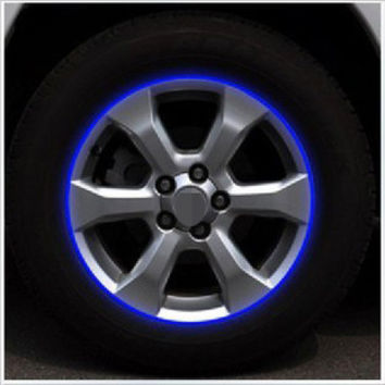 17 inch 10mm Auto Stickers Car Wheels tires The antiaperture affixed  Exterior Accessories Automobiles car-styling Supplies Gear