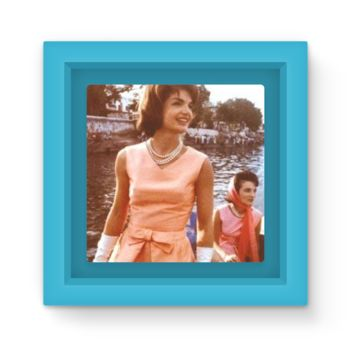 Jackie Kennedy *online exclusive* magnet frame