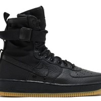 spbest Nike Special Field Af1 Black Gum Bottom