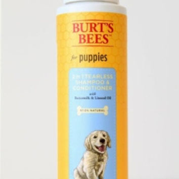 Burts Bees 2 In 1 Puppy Shampoo 16 oz