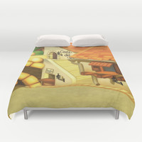 Costa Del Sol 1 Duvet Cover by Likelikes