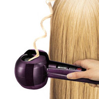 The Time Saving Volumizing Hair Curler - Hammacher Schlemmer