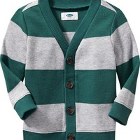 Old Navy Striped Cardigans For Baby