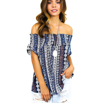 Topanga Top - ITEM OF THE DAY