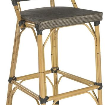 Deltana Barstool Brown (Indoor/Outdoor) Brown