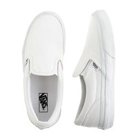 crewcuts Boys Vans Slip-On Sneakers In White