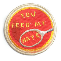 Feed My Hate Patch