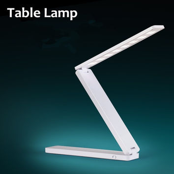 New Folding Led Reading Desk Table Lamp Adjustable Portable Bright 16 LED Mini Reading Book Light