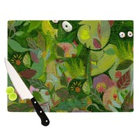 "Marianna Tankelevich ""Jungle"" Cutting Board"