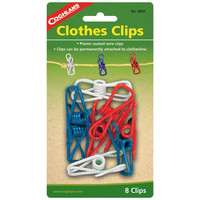 Clothes Clips 8 pk
