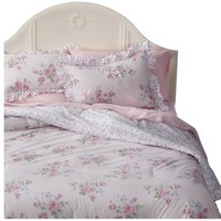Simply Shabby Chic® Misty Rose Comforter - Pink