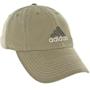 adidas Men's Weekend Warrior Cap (WASHED KHAKI/EXPLORER/DARK IRON, One Size Fits All)