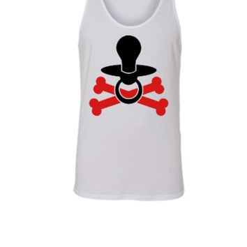 Binky - Pacifier - Baby Soother - Unisex Tank