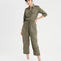 AE Workwear Jumpsuit, Olive