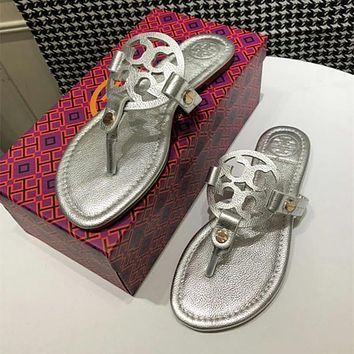 shosouvenir  Tory Burch Women Fashion Sandal Slipper Shoes