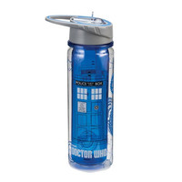 Doctor Who 18 oz. Tardis Water Bottle