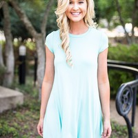KC Dress- Mint