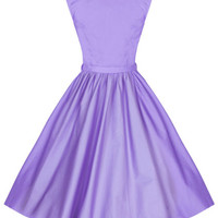 Lindy Bop 50's Audrey Hepburn Style Dress Wisteria | Tiger Milly_Tiger Milly