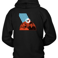 Twenty One Pilots Logo Cover Hoodie Two Sided