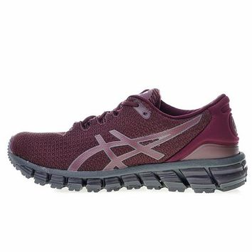 "Asics Gel-Quantum 360 Shift MX ""Wine Red"" Running Shoes T72VQ-9067"