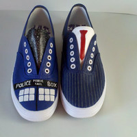 Doctor Who Tenth Doctor shoes