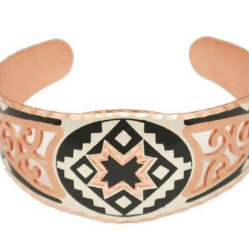 Bracelet Copper Twilight Southwest Native American