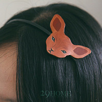 little deer hand-painted headband jewelry for her him beautiful surprise gift 68